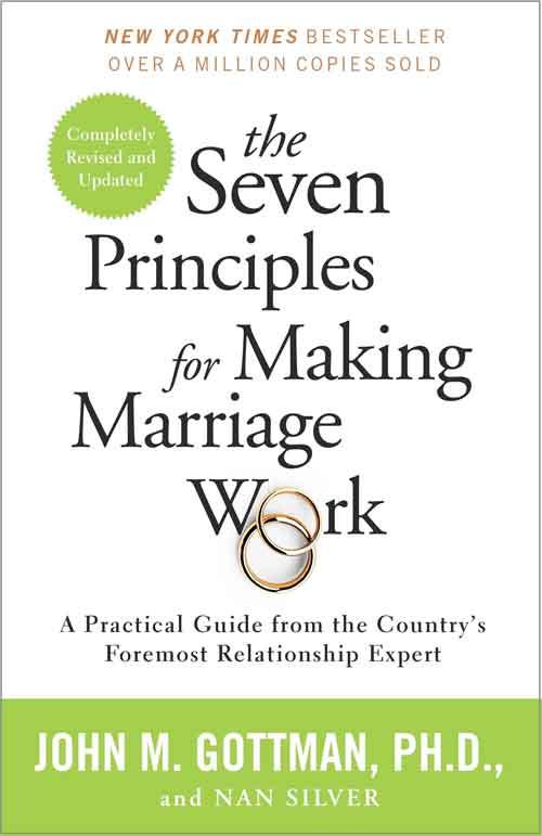 syv prinsipper for ekteskap, john gottman bok
