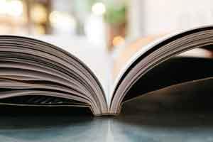 bok symboliserer intellektuelt lederskap