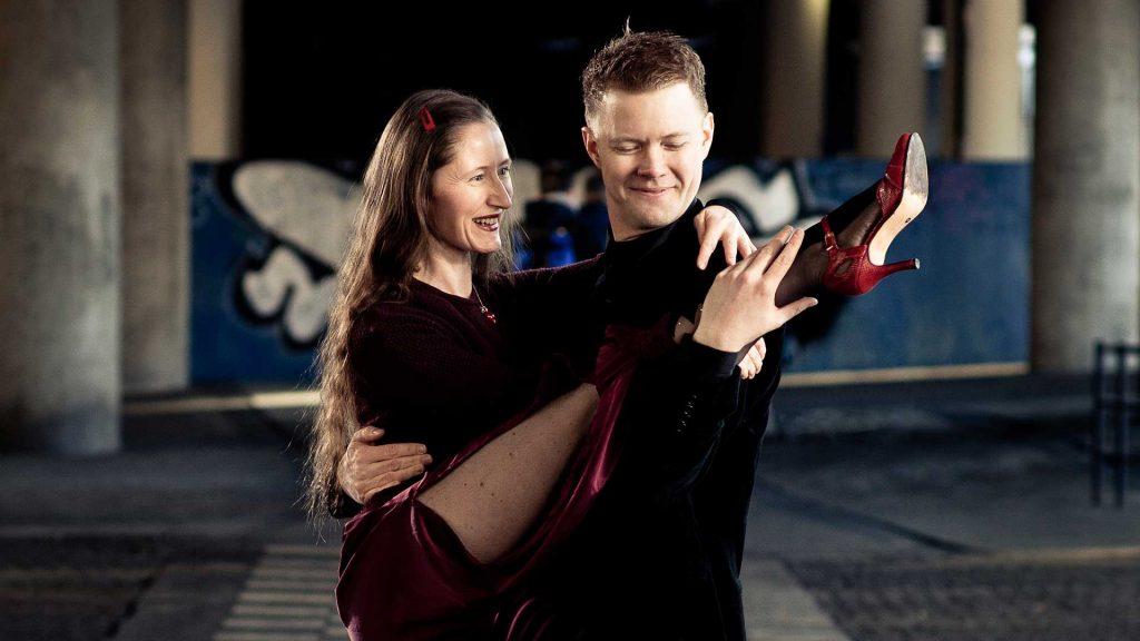 par danser tango i oslo