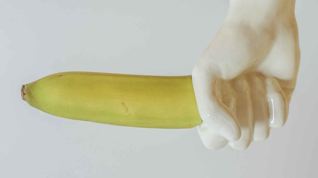 banan symboliserer penis og seksuell dysfunksjon