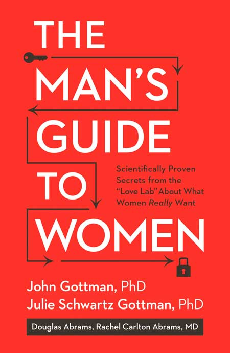 Bokomslag til John Gottmans Man's Guide to Women