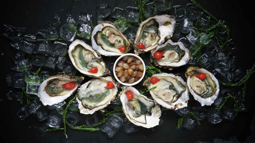 østers som afrodisiakum